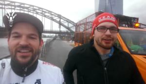 Laufen mit Frank Löschke